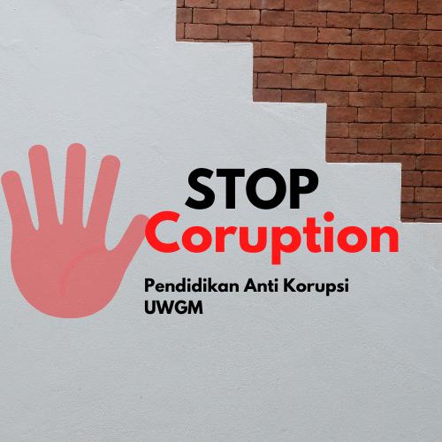 Pendidikan Anti Korupsi AKUNTANSI / IA (2020/2021)